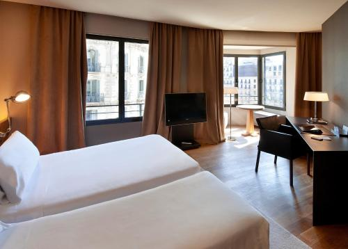 Habitación Doble Superior - 1 o 2 camas Hotel Omm 12