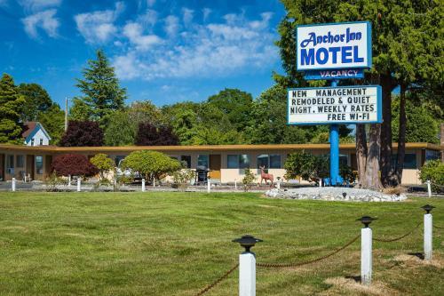 Anchor Inn Motel By Loyalty - Blaine, WA 98230