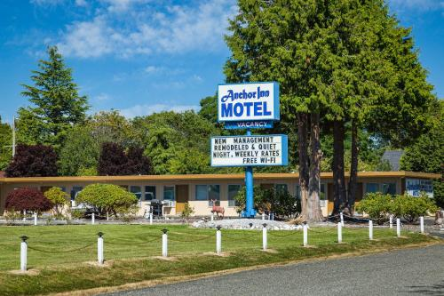 Anchor Inn Motel By Loyalty - Blaine, WA 98230