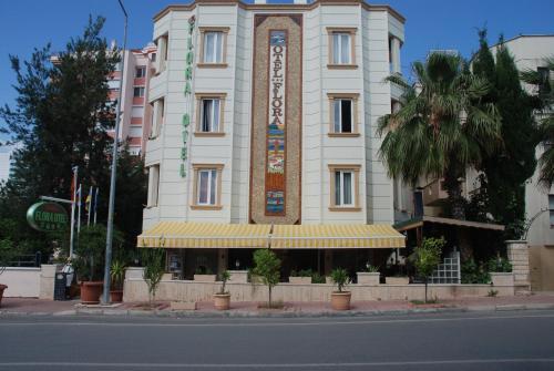 Antalya Nasa Flora Hotel tek gece fiyat