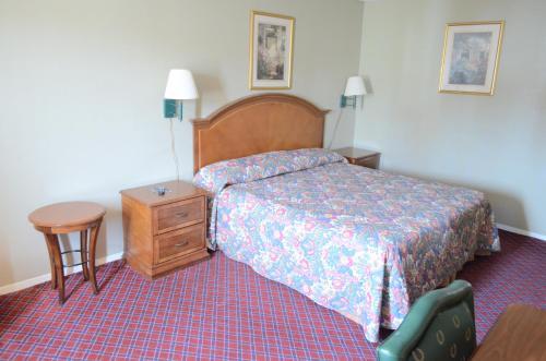 Red Carpet Inn Hornwood Drive - Houston, TX 77074