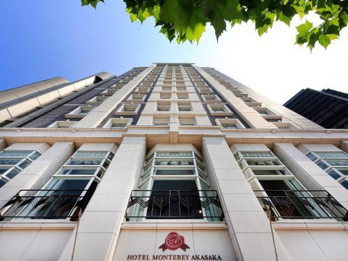 Hotel Monterey Akasaka impression