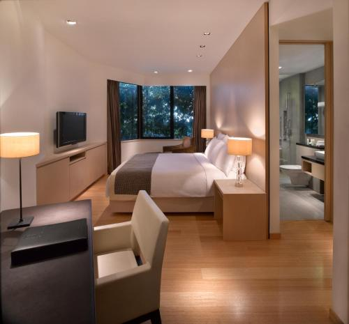 Singapore Marriott Tang Plaza Hotel photo 7