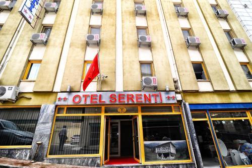 Giresun Serenti Hotel ulaşım