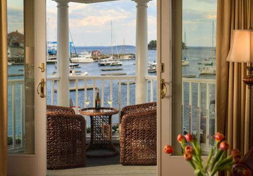 Grand Harbor Inn - Camden, ME 04843