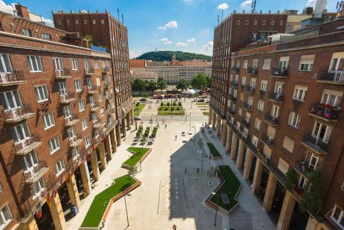 Arcadia Hotel Budapest photo 13