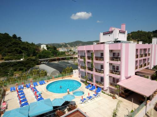 Marmaris Rosy Hotel Marmaris tatil