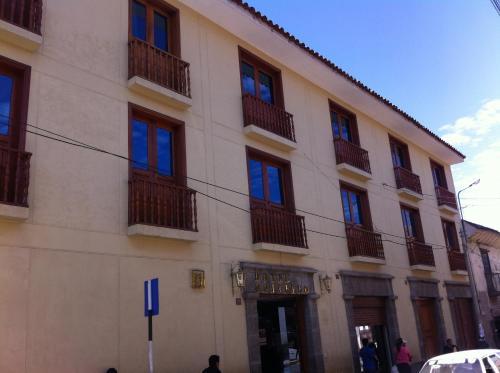 HotelHotel Universo