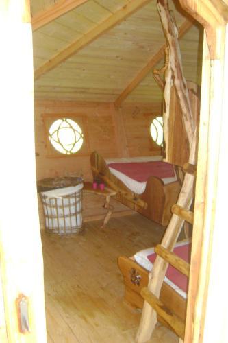Les Cabanes de Chanteclair
