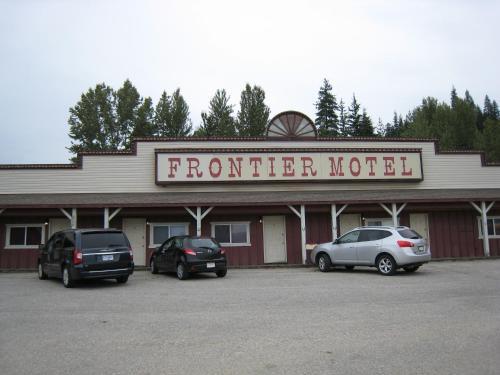 Frontier Motel Hotel Revelstoke