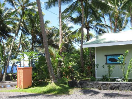 Whale House At Kehena Beach - Pahoa, HI 96778