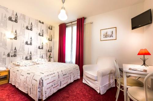 Hotel Le Clos d'Alésia photo 8