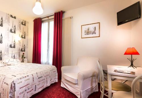 Hotel Le Clos d'Alésia photo 14