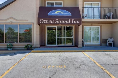 Owen Sound Inn - Owen Sound, ON N4K 3E2