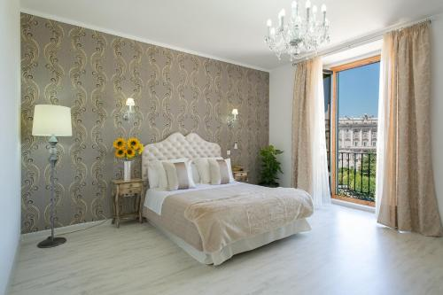 Double Room with Panoramic View Hostal Central Palace Madrid 1