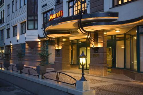 Moscow Marriott Tverskaya Hotel impression