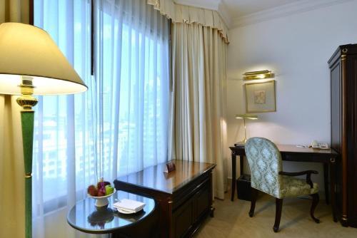Evergreen Laurel Hotel Sathorn Bangkok photo 16