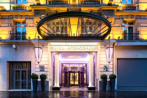 Paris Marriott Opera Ambassador Hotel photo 26