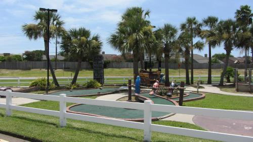 Inn At The Waterpark - Galveston, TX 77554