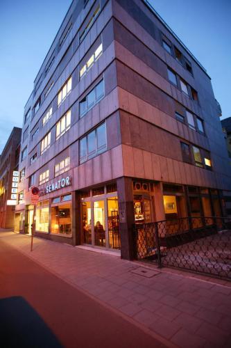 Hotel Senator München impression