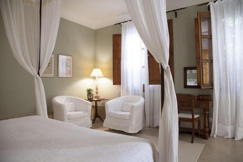 Habitación Doble - 1 o 2 camas Casa Viña de Alcántara 15