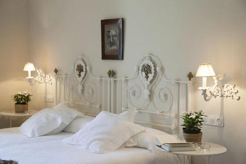 Habitación Doble - 1 o 2 camas Casa Viña de Alcántara 16