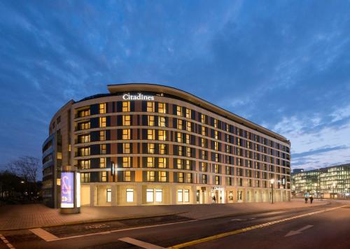 Citadines City Centre Frankfurt impression
