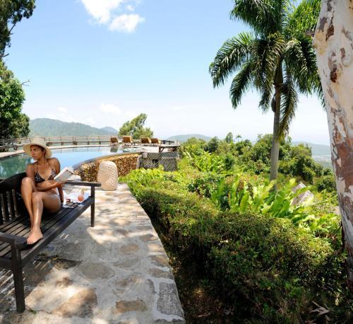 New Castle Road, Irish Town, St. Andrew, Jamaica.