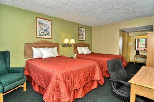 Rodeway Inn Hot Springs - Hot Springs, AR 71901