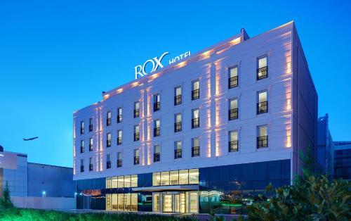 Istanbul Rox Hotel Airport online rezervasyon