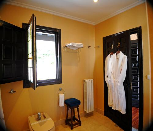 Superior Double or Twin Room San Román de Escalante 34