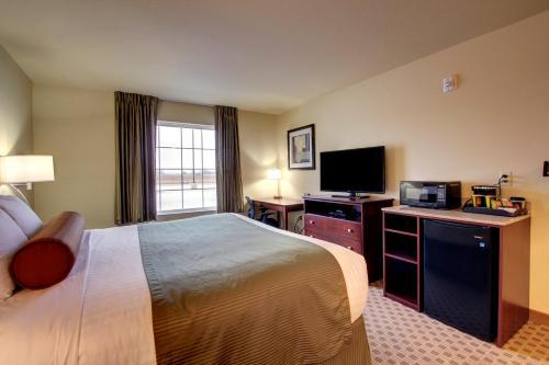 Cobblestone Inn & Suites Steele - Steele, ND 58482