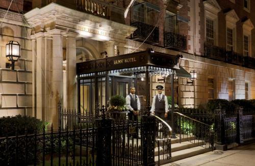 Harvard Club Of Boston Room Rates
