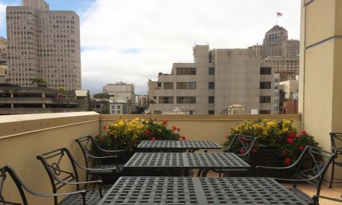 Orchard Garden Hotel - San Francisco, CA 94108