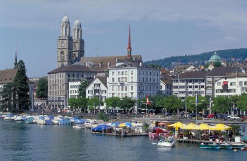 ibis budget Zurich City West photo 20