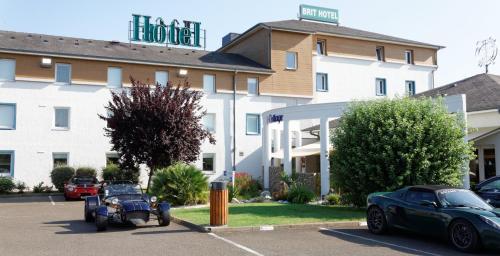 Brit Hotel Le Cottage Le Mans Sud