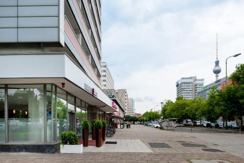 Mercure Berlin Alexanderplatz photo 11