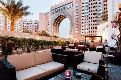 Mövenpick Hotel Ibn Battuta Gate impression