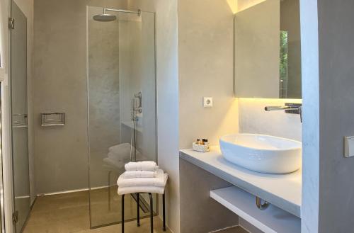 Habitación Doble - 1 o 2 camas Hostalet de Begur - Adults Only 10