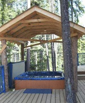 Glenogle Mountain Lodge And Spa - Golden, BC V0A 1H0