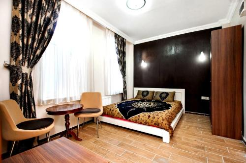 Istanbul My Redriver Apart Hotel ulaşım