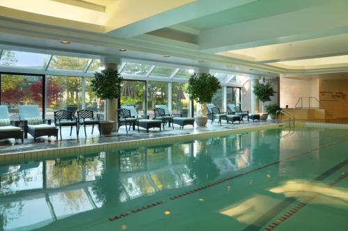 Hilton Suites Toronto/markham Conference Center And Spa - Markham, ON L6G 1A5