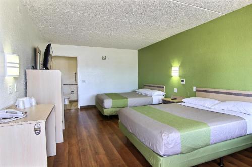 Motel 6 Austin Central - South/university Of Texas - Austin, TX 78751