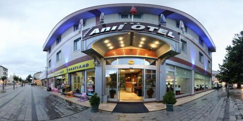 Duzce Düzce Anil Hotel adres