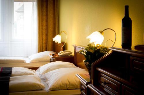 City Hotel Unio impression