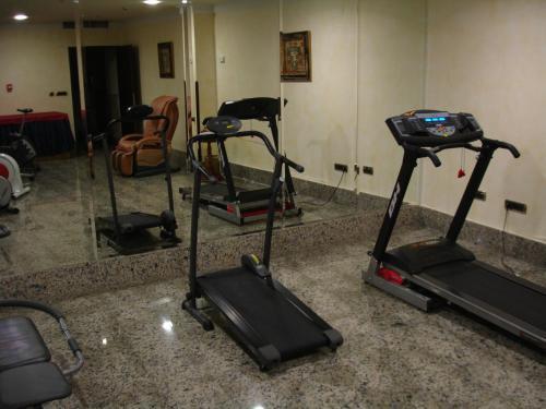 Hotel Santiago 18