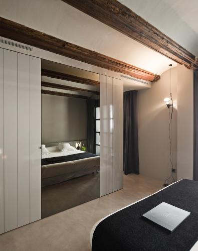 Habitación Doble - 1 o 2 camas - Uso individual Caro Hotel 1