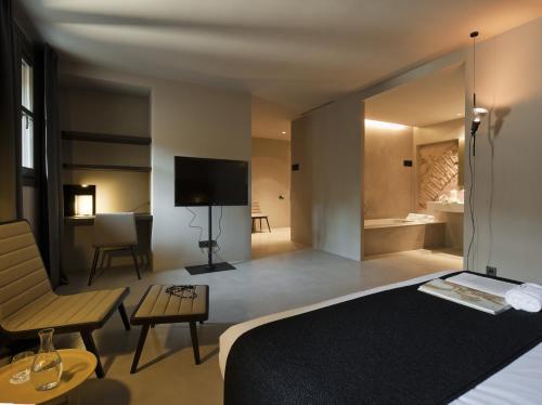 Habitación Doble Executive - 1 o 2 camas - Uso individual Caro Hotel 3
