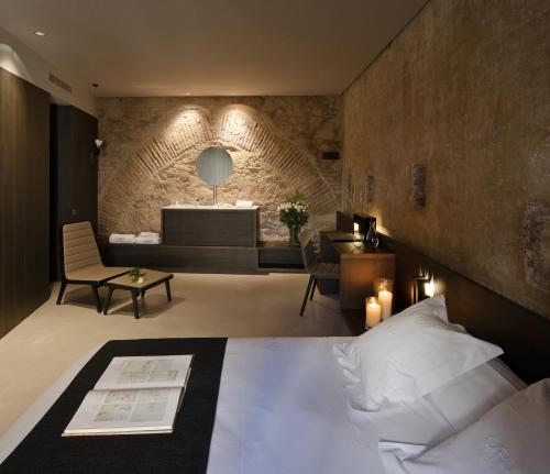 Habitación Doble Superior - 1 o 2 camas - Uso individual Caro Hotel 10