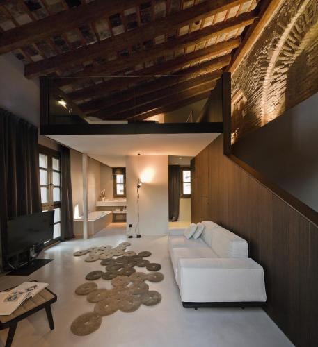 Suite Junior - Uso individual Caro Hotel 2